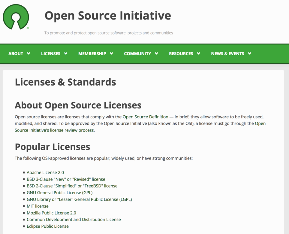 Practices that help complex and collaborative open-source